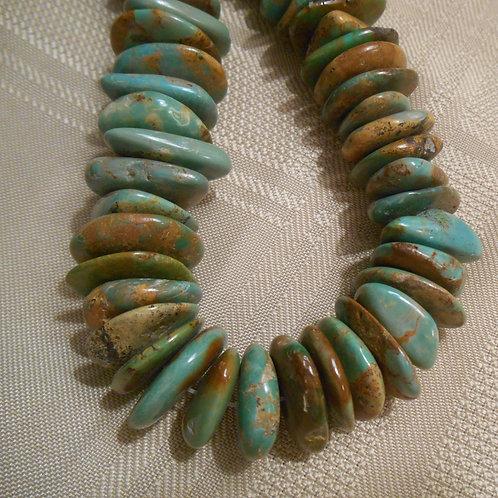 Turquoise Bead Strand