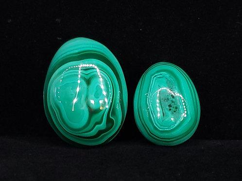 Malachite eggs