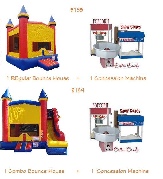 Bounce House Packages