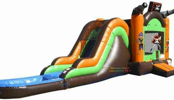 Pirate bounce house for rent