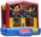 Spiderman Bounce House for rent