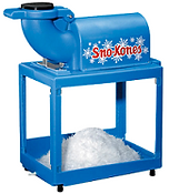 snowcone machine for rent