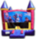 Frozen Bounce House For Rent
