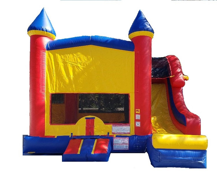 Castle Combo Bounce House
