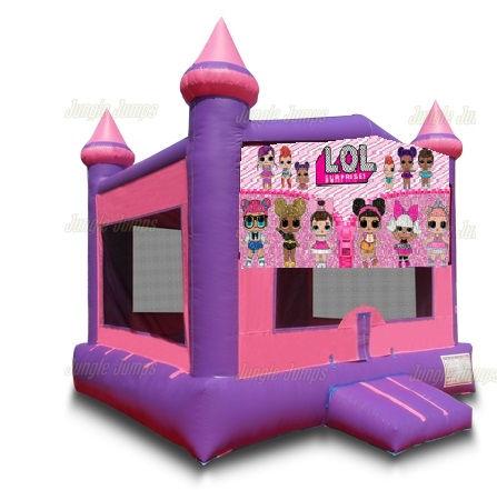 L.O.L Surprise Bounce House