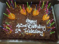 5th's 43rd Birthday