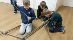 Cubs Pioneering