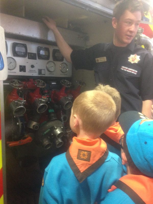 Taking a look at the pumps