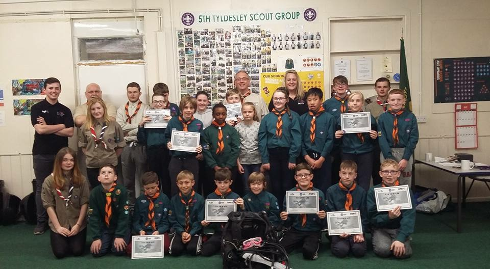 Scouts H2O Divers