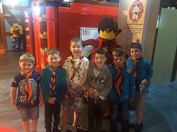 Beavers @ Legoland