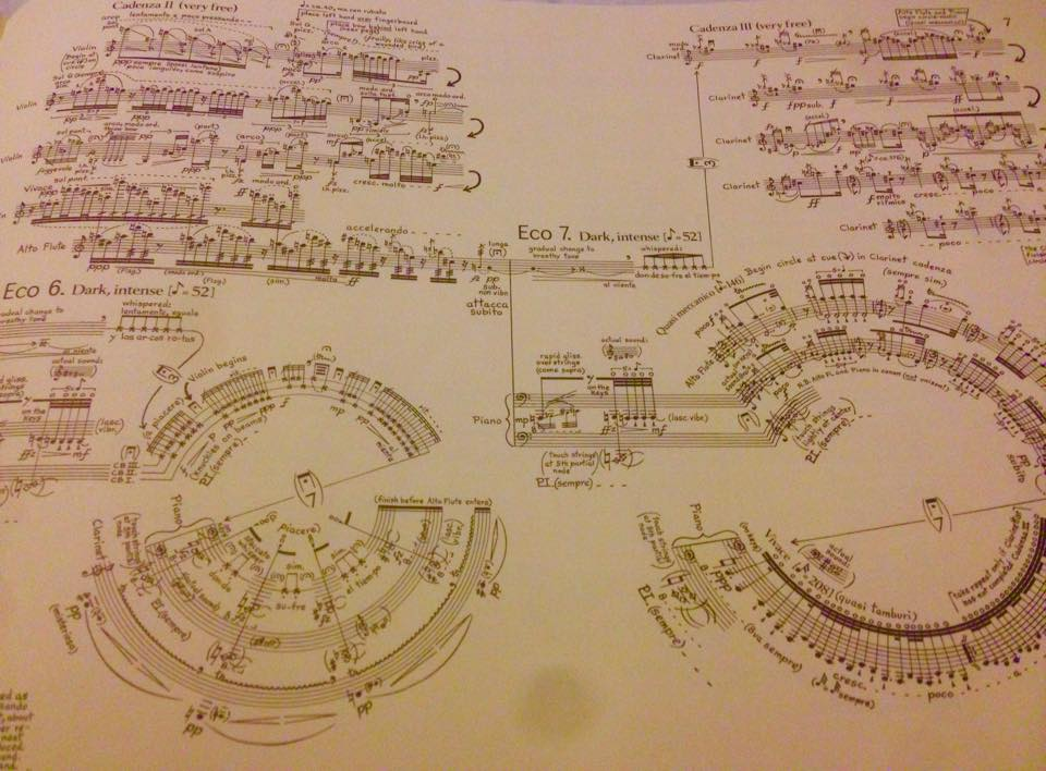 11 Echoes of Autumn by George Crumb