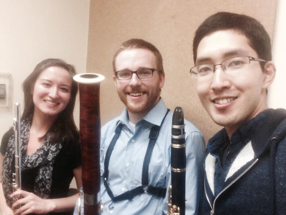 with Jacob Goforth, bassoon