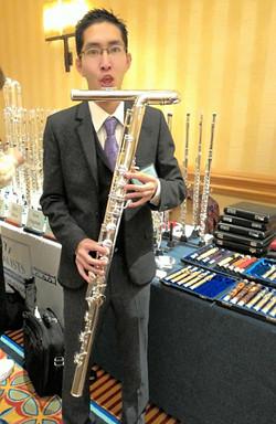 Interesting Flarinet!