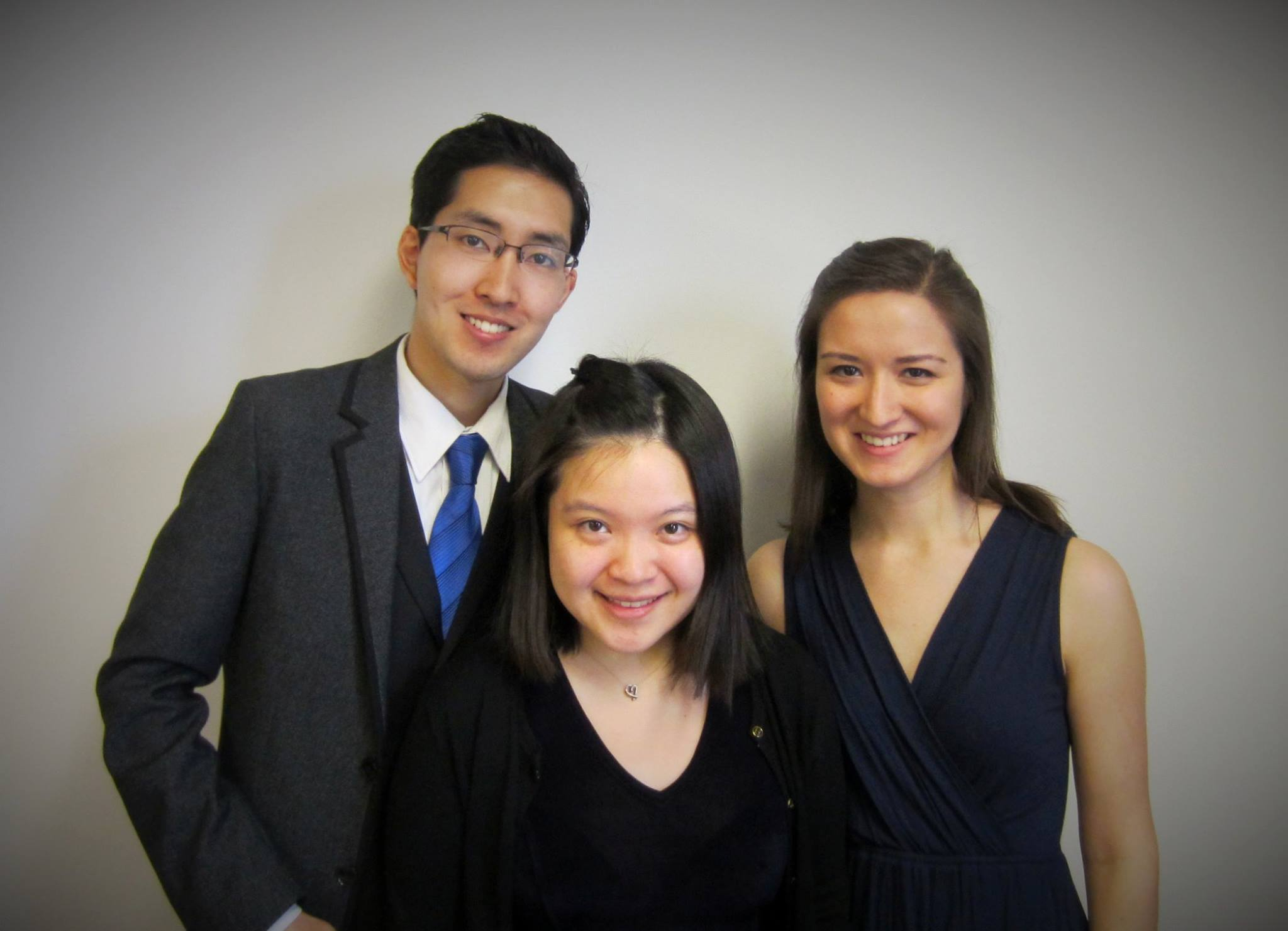 Winners of Boston Conservatory Chamber Music Competition
