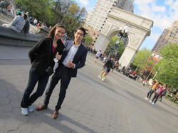 Enjoying New York