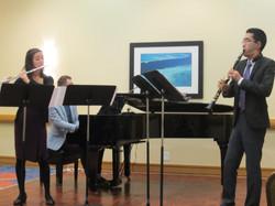 Trio by Gregory Wanamaker