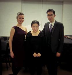 with Shih-man Weng, piano