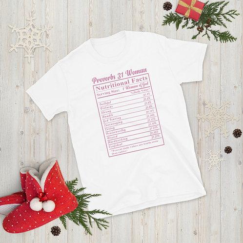 Proverbs 31 - Unisex T-Shirt