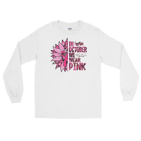 We Wear Pink _ Long Sleeve