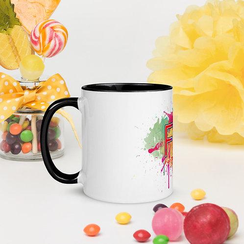 FTK - Mug with Color Inside