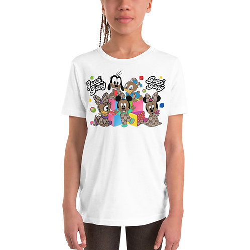 Gucci Gang - Youth Short Sleeve T-Shirt
