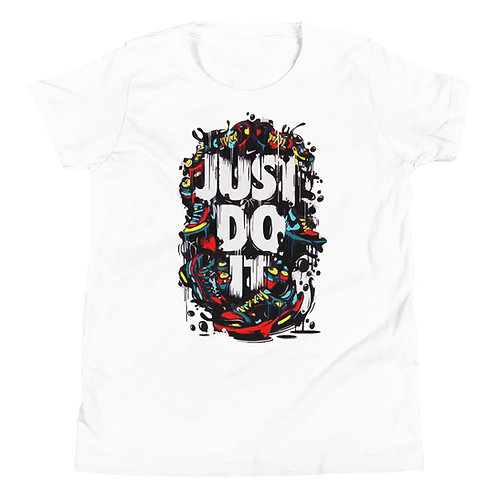 Just Do It - Youth Short Sleeve T-Shirt