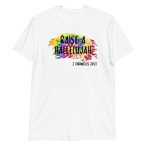 Raise A Hallelujah Unisex T-Shirt