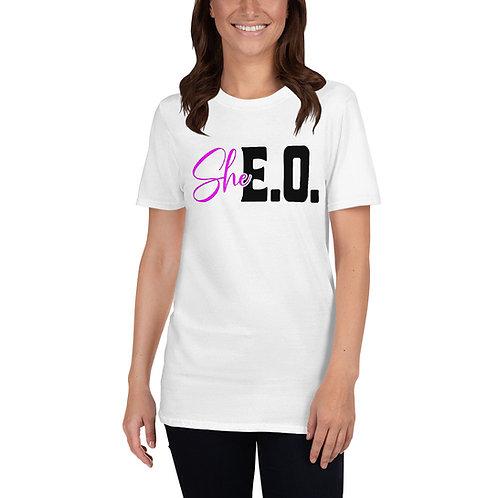 Sh E.O.  Unisex T-Shirt