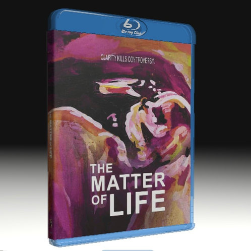 """""""The Matter of Life"""" (Blu-Ray)"""