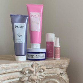 Curly Girl Method with Pump Haircare