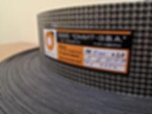 Лента клевая, лента адгезивная, ЛК, 80х2,0 40х2,0, комплект для заделки стыка, ппу, лент армированная, термоусажиаемая лента, клей, термолента, геметизирующая клеевая,