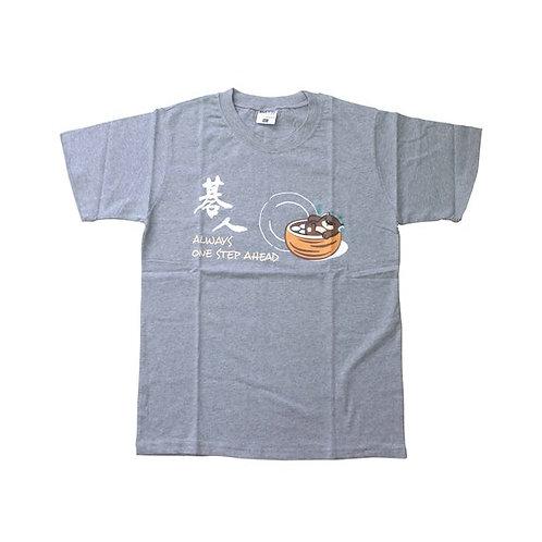 熊GO泡湯 - T恤