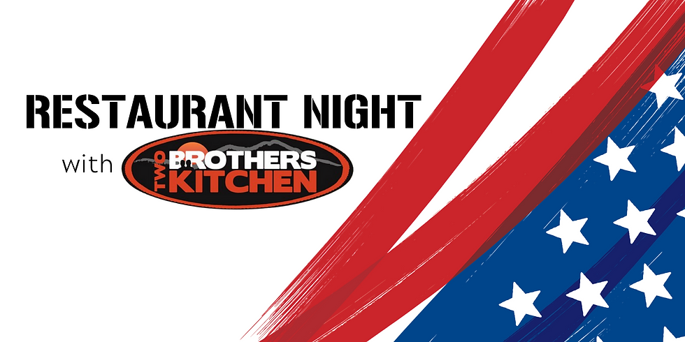 Restaurant Night: Two Brothers Kitchen