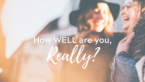 How WELL are you, really?
