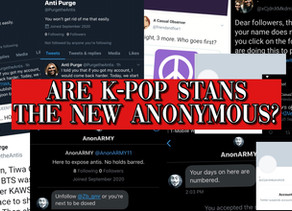 Online Vigilantism and Doxxing in K-Pop Communities is Putting Lives at Risk