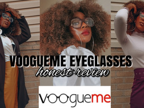 I Feel Like a Whole New Person: VOOGUEME Prescription Glasses Review