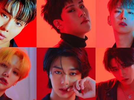Monsta X Are Back To Sit On The Throne with Fatal Love