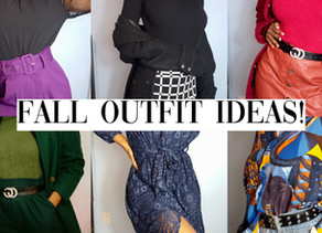 FINDING MY FALL FASHION AESTHETIC (Yesstyle, SHEIN, Public Desire, etc)