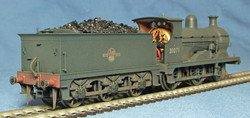 C Class 0-6-0 No.31071