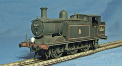 BR(SR) E4 No.32565 - weathered