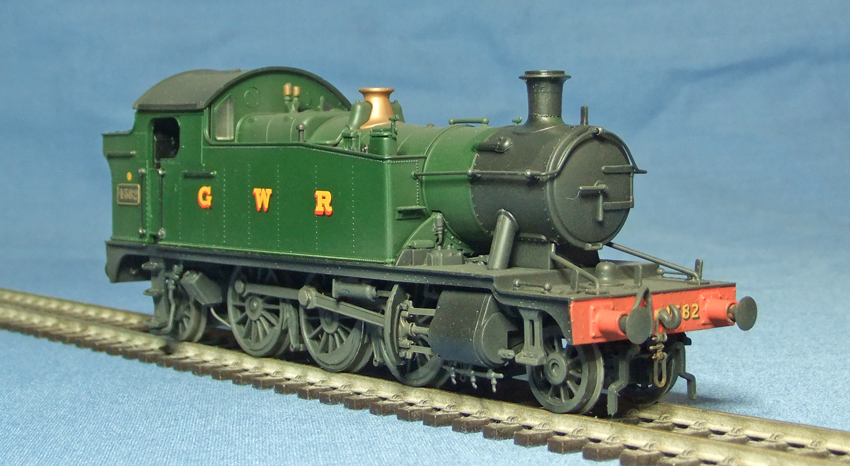 GWR 45XX Small Prairie No.4582
