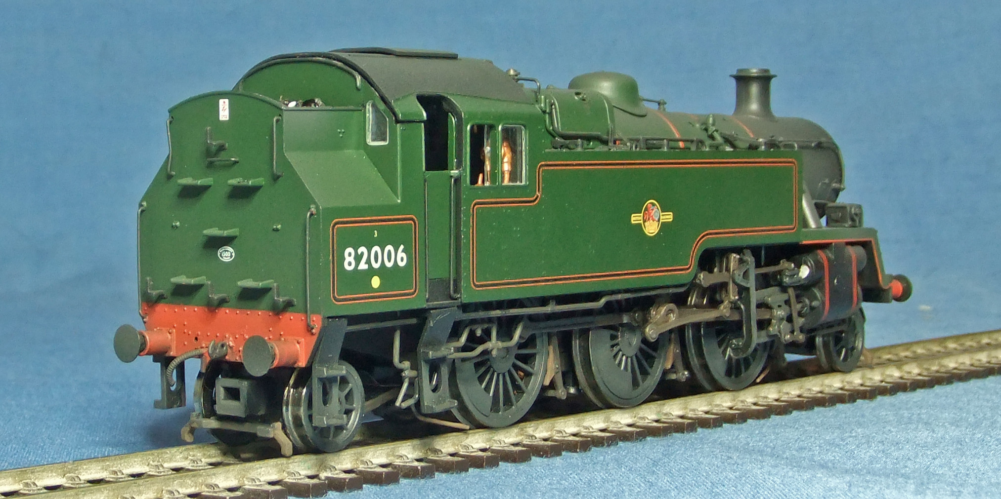 BR Standard Class 3MT No.82006 - 1