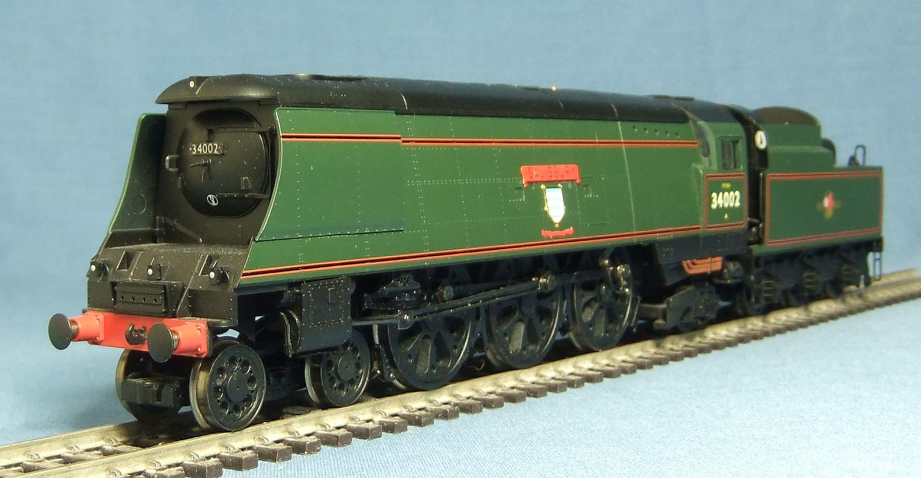 No.34002 Salisbury
