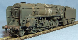 BR 9F No.92091 - weathered