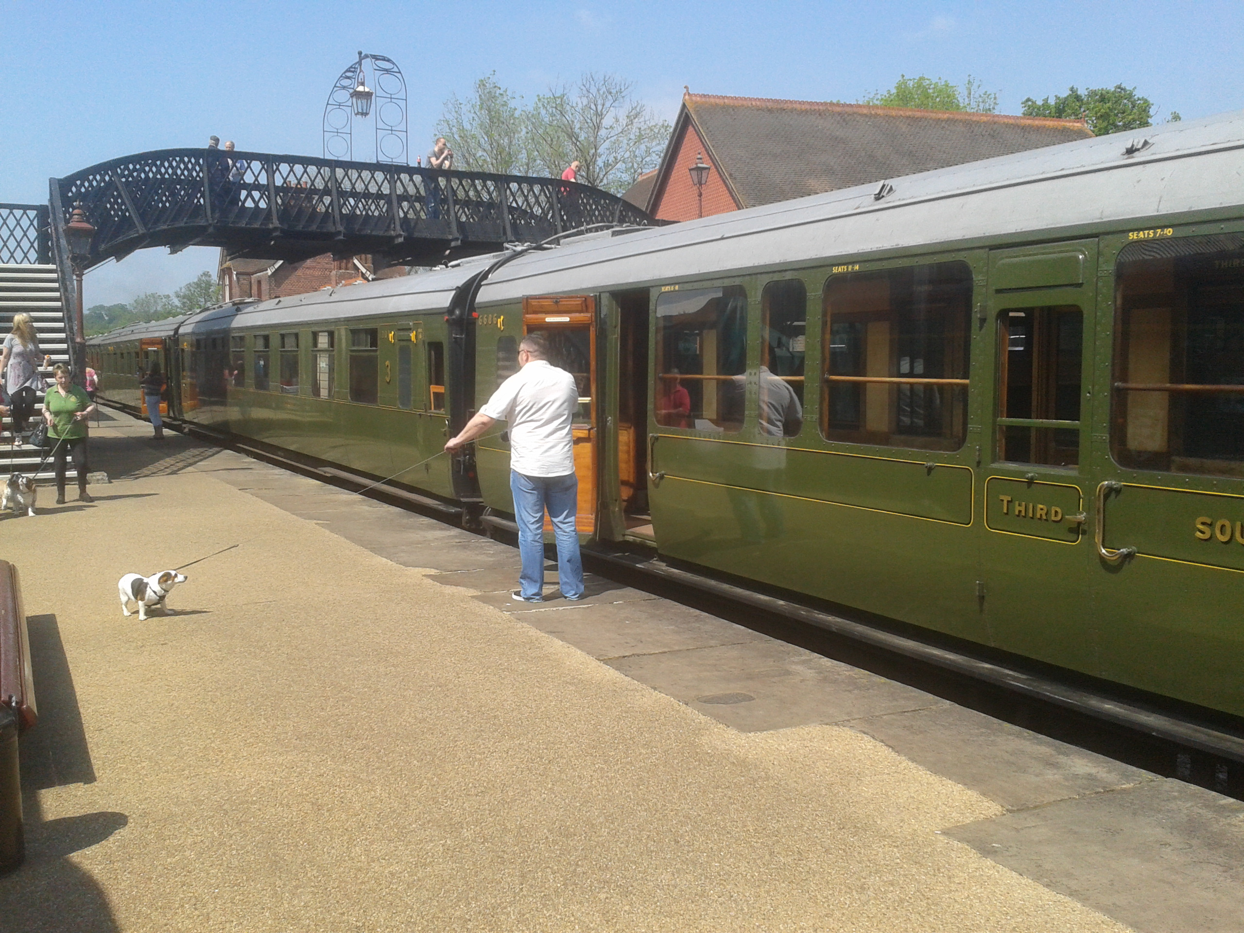 SR Maunsell carriages 1