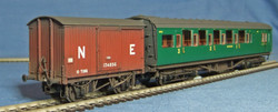 LNER Fish Van No.174856
