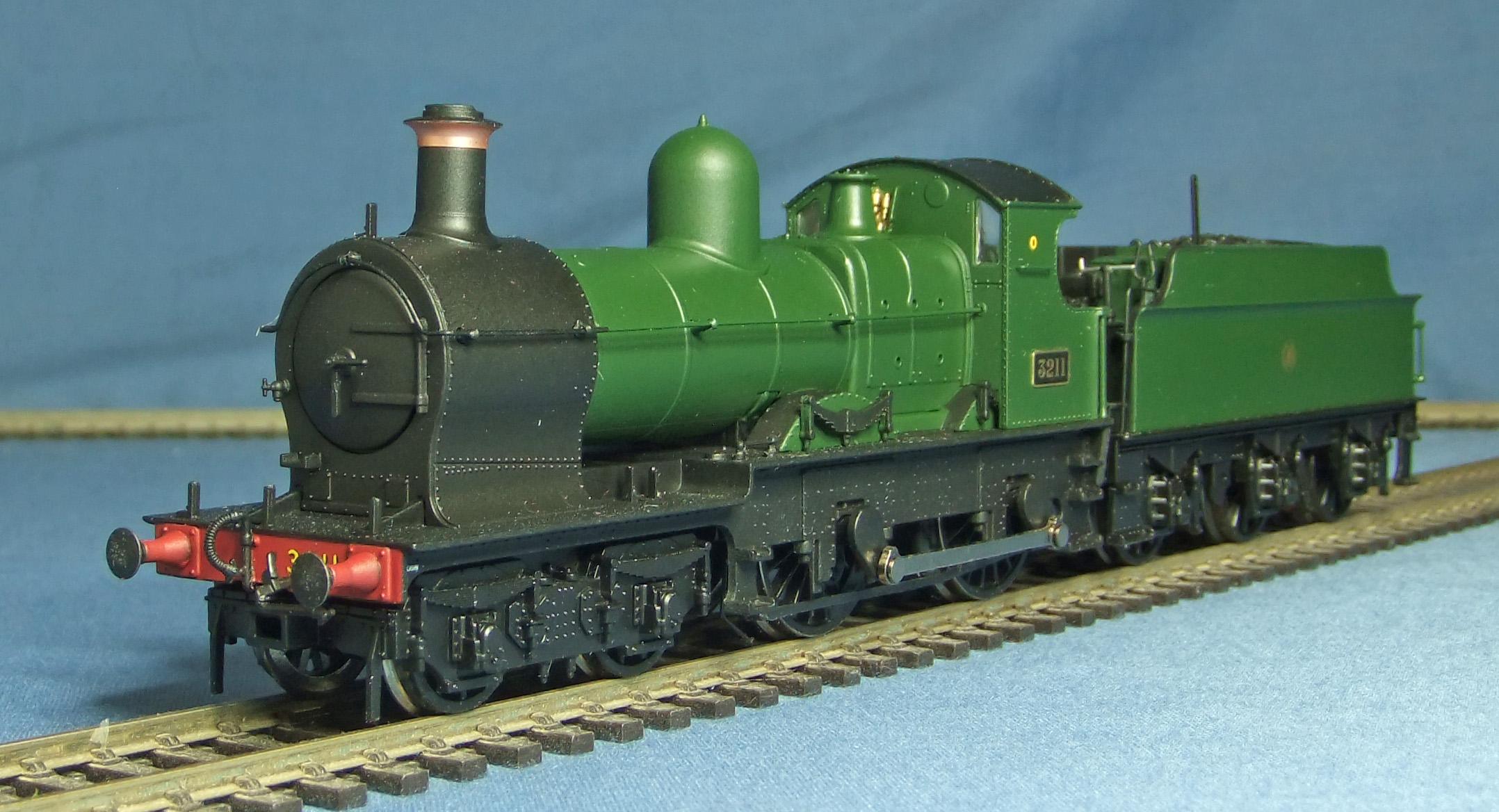 GWR Dukedog No.3211 - 1