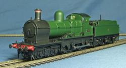GWR 'Dukedog' No.3211