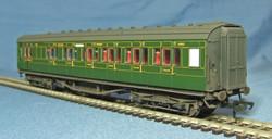 Hornby SR Maunsell BCK - 1