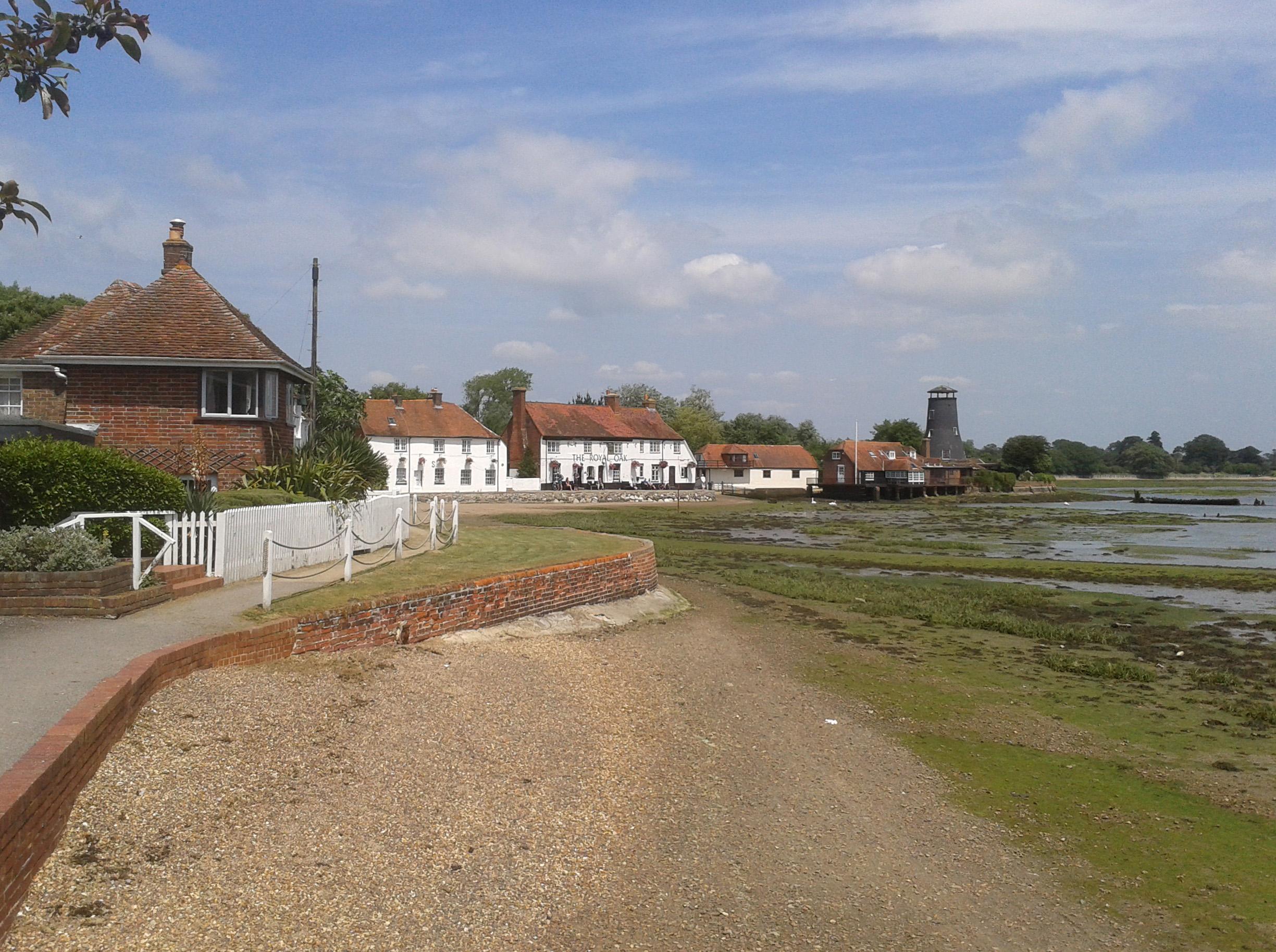 The Royal Oak, Langstone